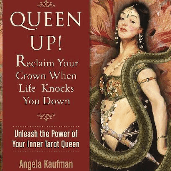 Interview with Author and Intuitive Coach, Angela Kaufman