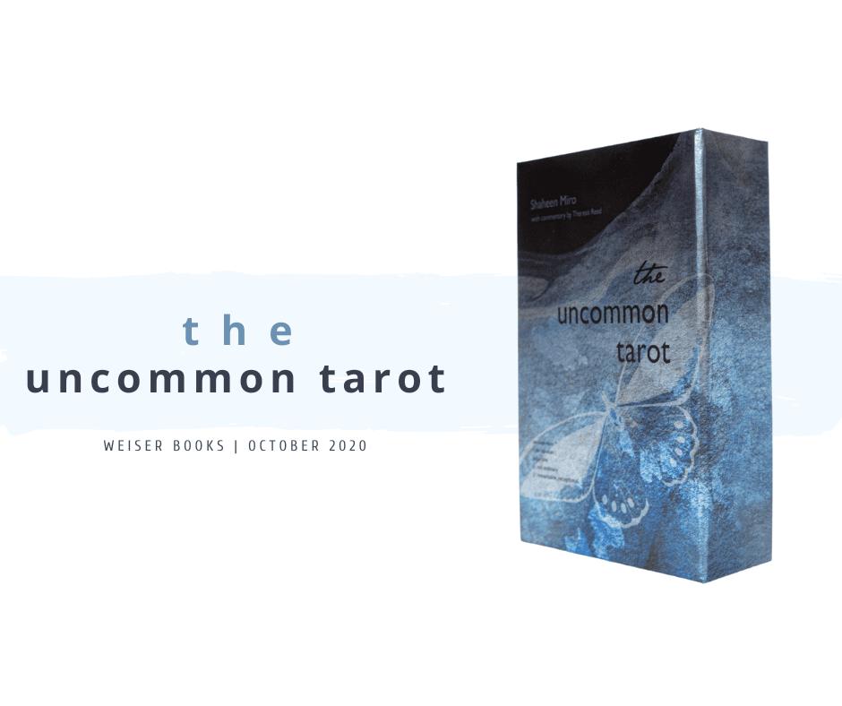 uncommon tarot deck promo image
