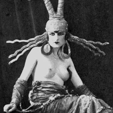 Wild Priestess