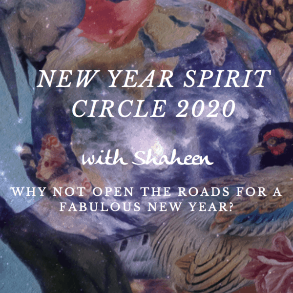 NEW YEAR SPIRIT CIRCLE 2020