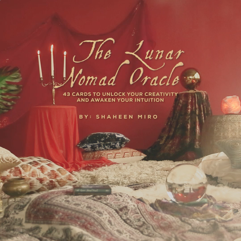 The Lunar Nomad Oracle Trailer Image
